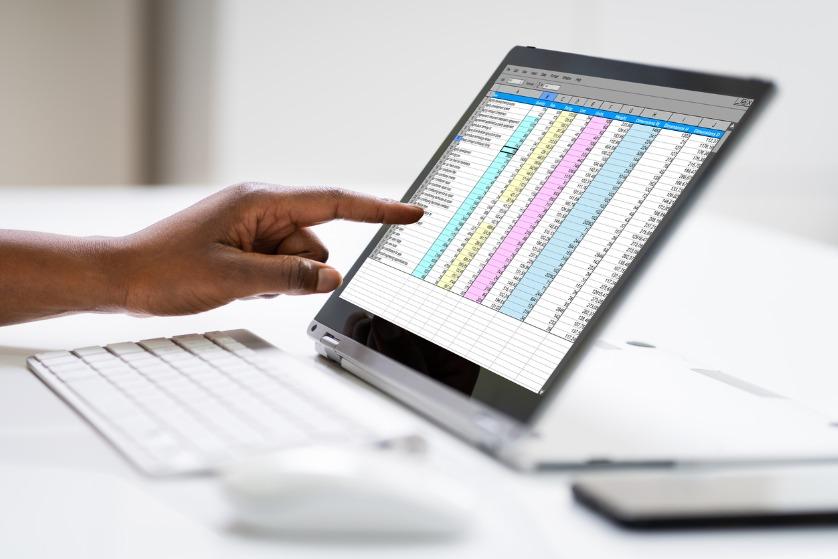 Skills Programme in Spreadsheets