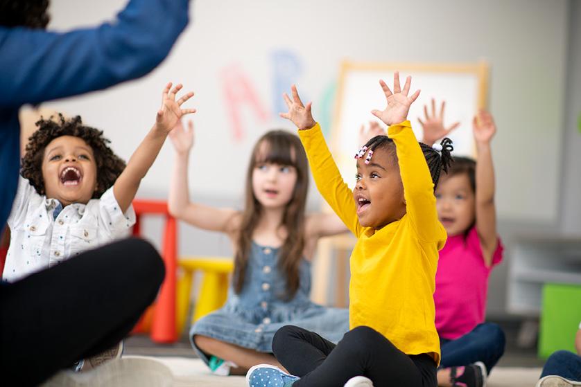 Short Programme in Early Childhood Development